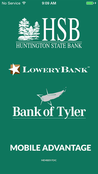 Huntington State Bank Mobile Advantage