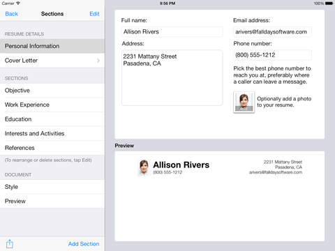 the best apps for resumes apppicker