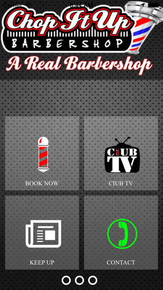 Chop It Up Barbershop