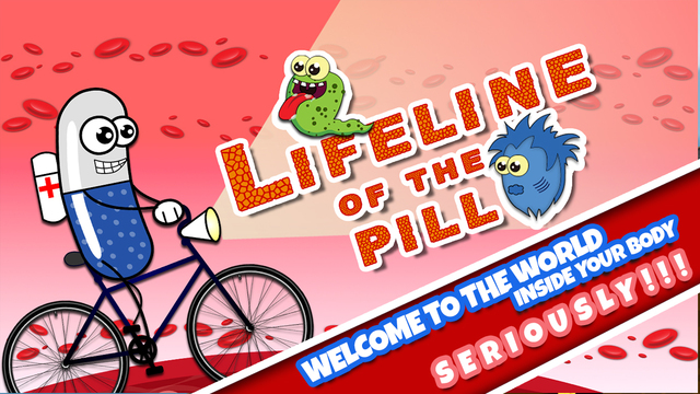 Lifeline Of A Pill Pro - A Medical Journey Under The Skin
