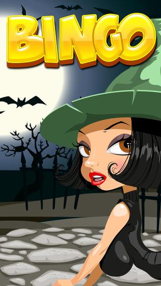 Abby's Witches Brew Bingo Casino - Win Halloween Big Bash Jackpots Games Free