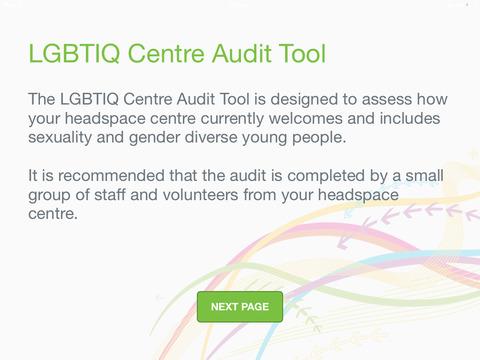 LGBTIQ Audit Tool