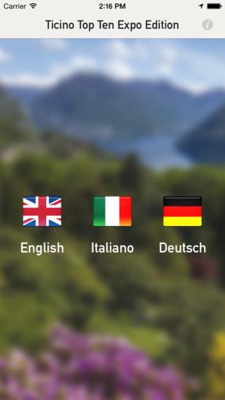 Ticino Top Ten Expo Edition