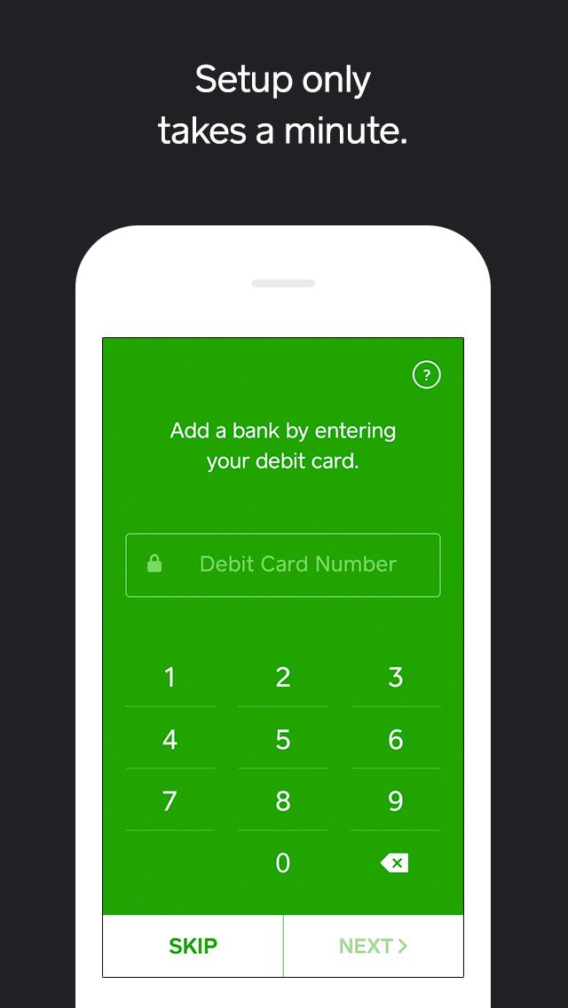 Square Cash screenshot 3