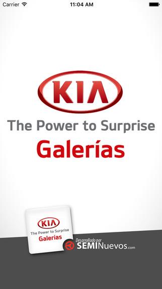 Kia Galerías