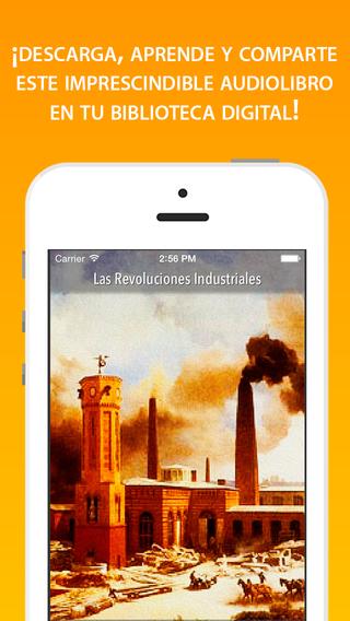 Historia de las Revoluciones Industriales