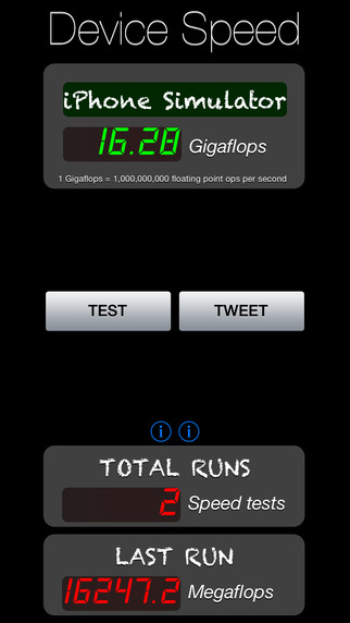 Device Speed