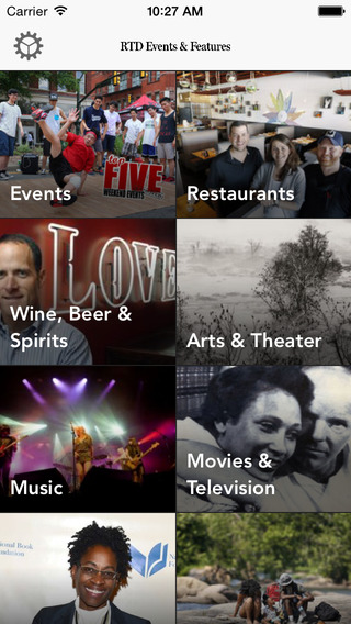 RTD Events Features