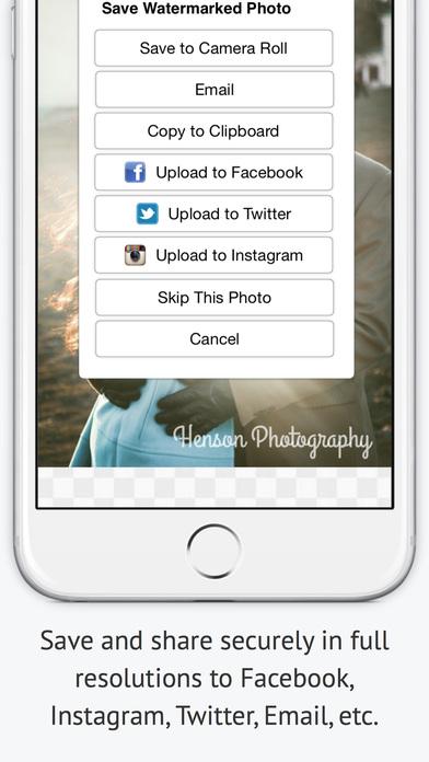 Captura de pantalla del iPhone 5