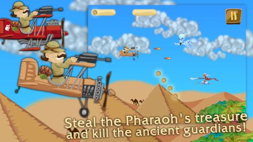 Egyptian War Venture: Egypt Ancient Time Full Version