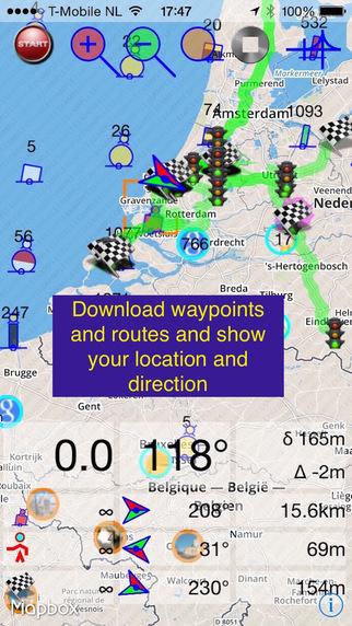 Way++ Community based outdoor navigation