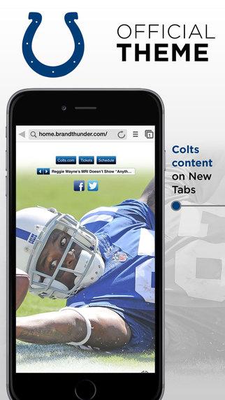 MyWeb - Colts Edition
