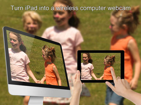 EpocCam HD wireless webcamera