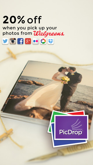 Pic Drop: Same Day Discount Prints of Your Digital Photographs