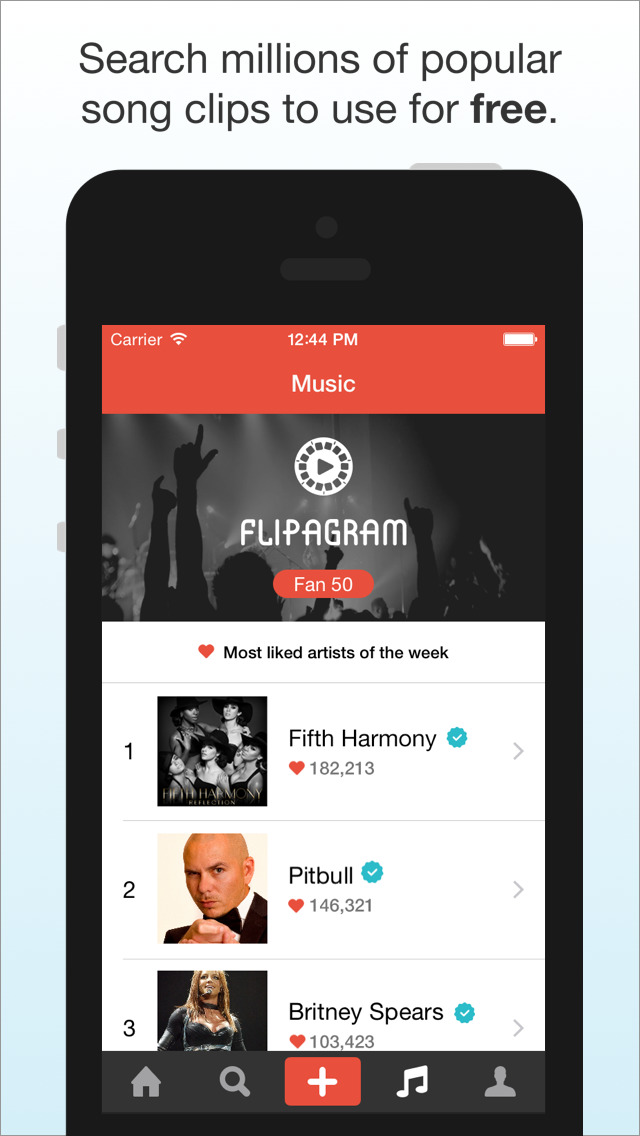 Flipagram - photo video editor with free music for amazing slideshow movies