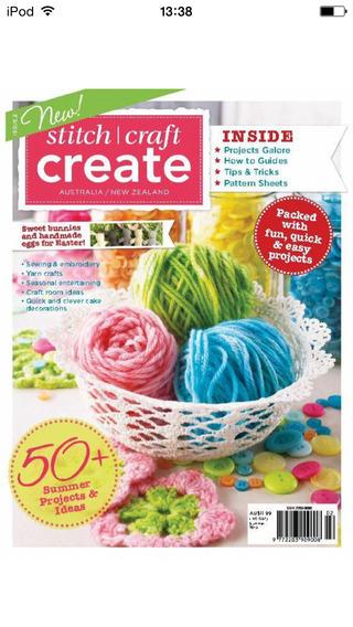 Stitch Craft Create AU NZ