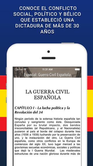 Audiolibro: La Guerra Civil Española