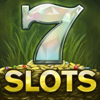 Slots of Treasure LOGO-APP點子