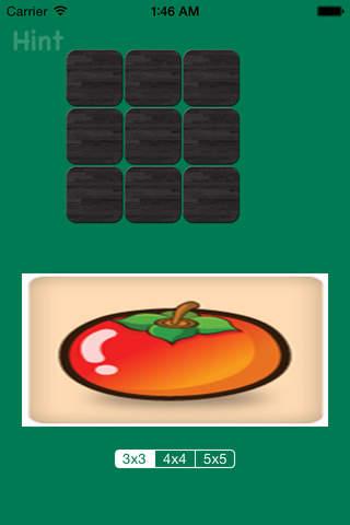Jigsaw Puzzle Fruit screenshot 2