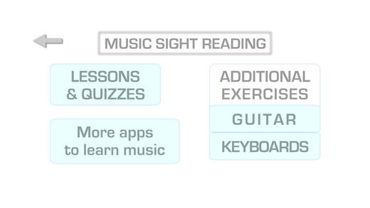 Music Sight Reading Practice - PRO