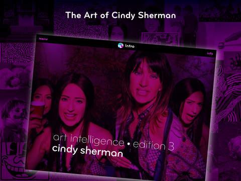 Cindy Sherman: Art Intelligence