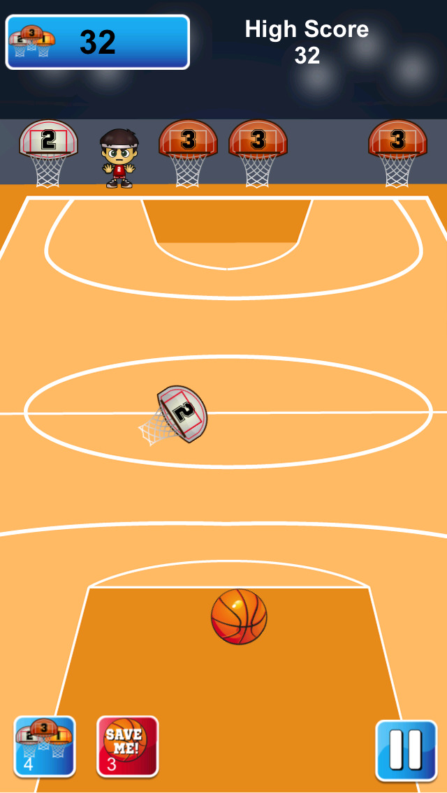 Basketball screenshot 5
