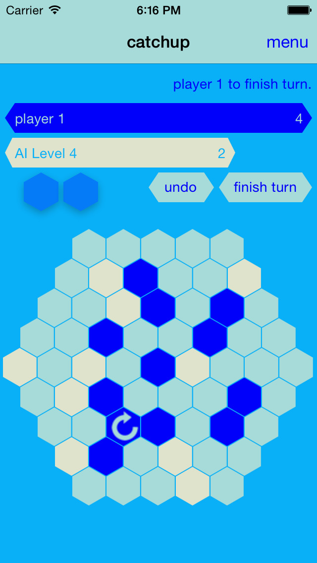 Catchup - Abstract Strategy iPhone