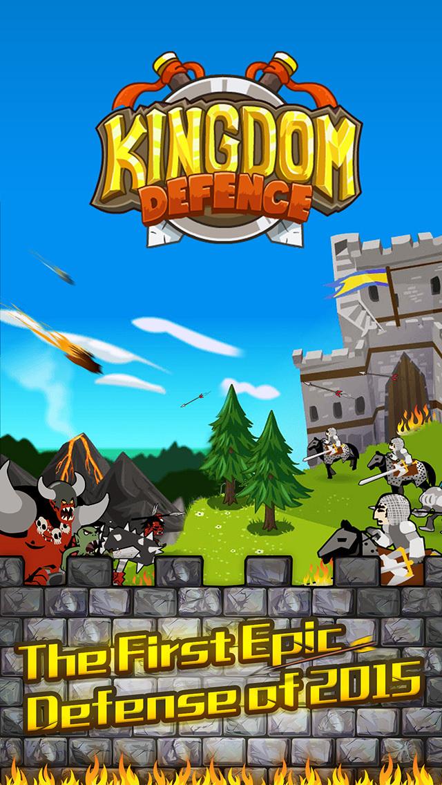Kingdom Defence screenshot 1