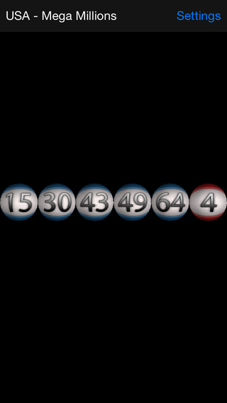 SpinIt2WinIt - 3D lucky number picker for lotto