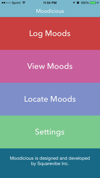 Moodicious: Your All in One Mood Tracker and Analyzer