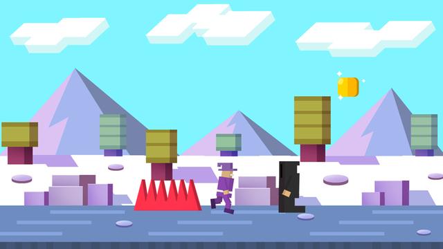 Wizard Crossing - Arcade Crossing Fun
