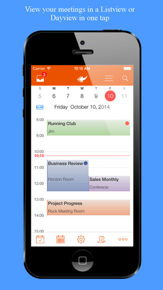 ReplyAll Calendar with Auto Dial Conference