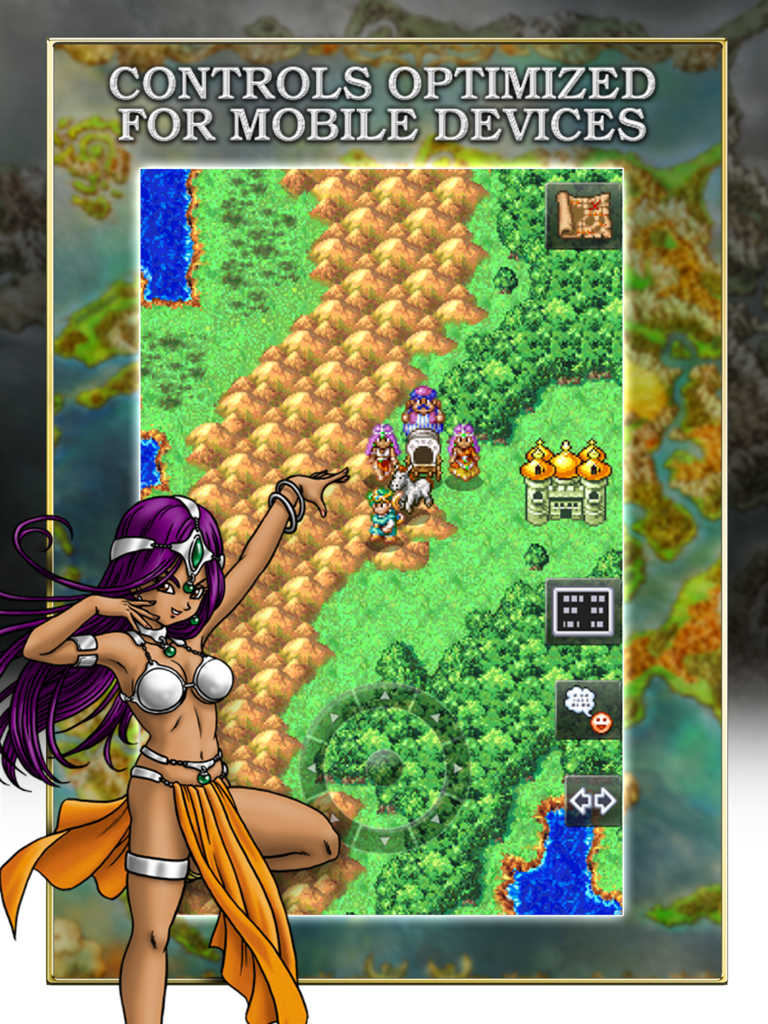 dragon quest 4 casino location
