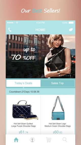 Cusp-Online Shopping Brand Handbags Purses Wallet