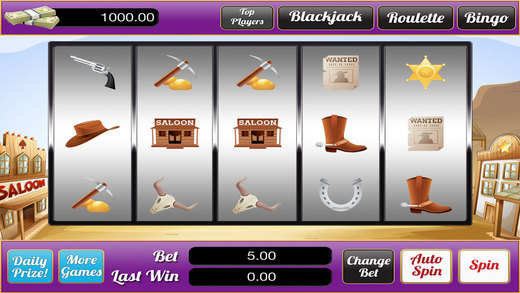 AA Aces Slots Machine - Lucky Saloon With Prize Wheel and the Best Casino Games Free