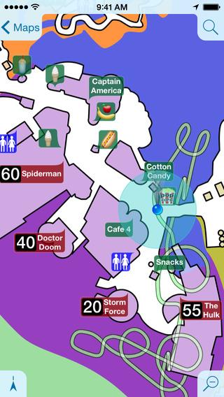 Universal Orlando Maps Free
