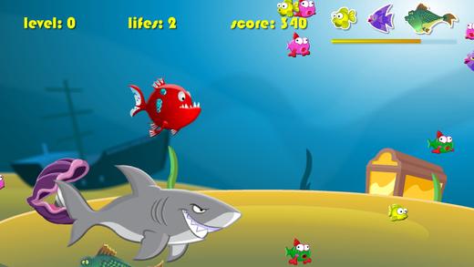 Big fish eat Small fish Game