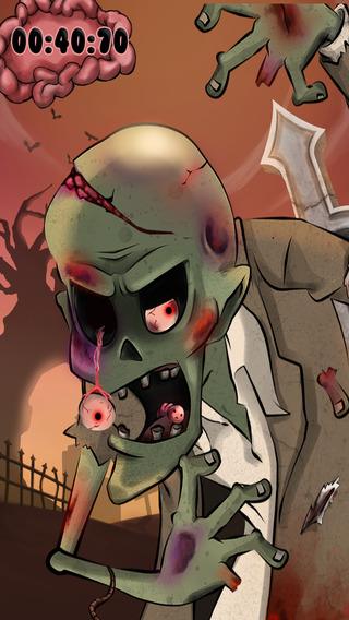 Zombie Monsters Vs Hate Friends
