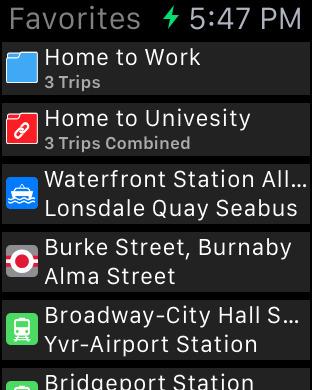 Go Vancouver iPhone Screenshot 6