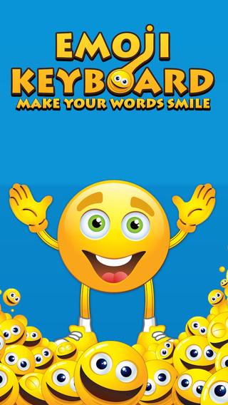 Emoji Keyboard - Make Your Words Smile