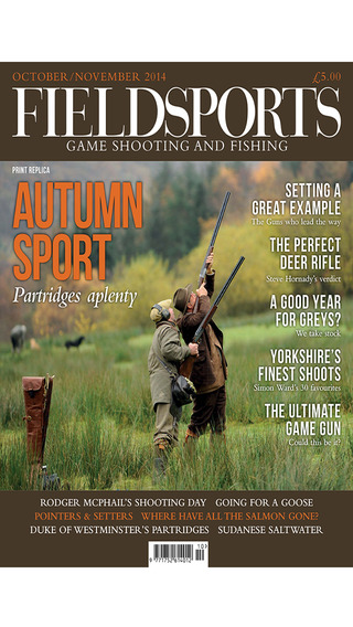 Field Sports Magazine - the shooting and fishing bi-monthly