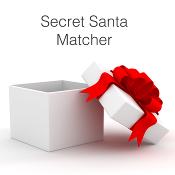 Secret Santa Matcher LOGO-APP點子