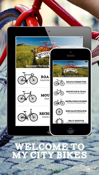 My City Bikes Aspen
