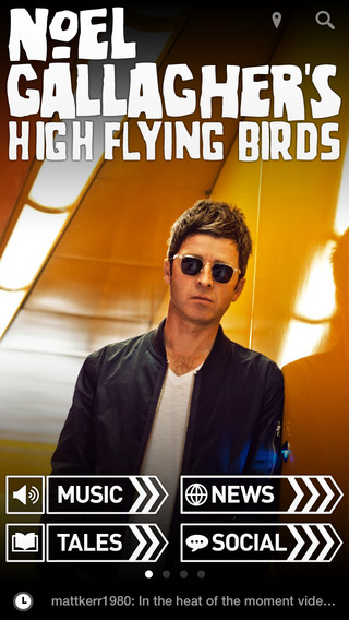 NGallagher's High Flying Birds