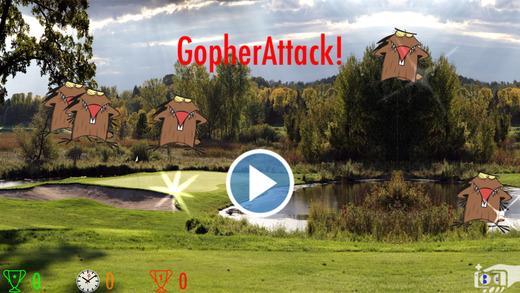 GopherAttack - Golf Course Destroyer