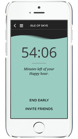Happy Any Hour - Happy Hour on Demand