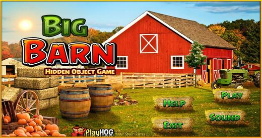 Big Barn - Free Hidden Object Games
