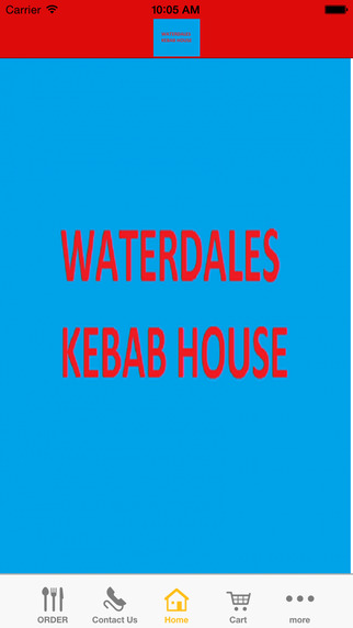 Waterdales Kebab House