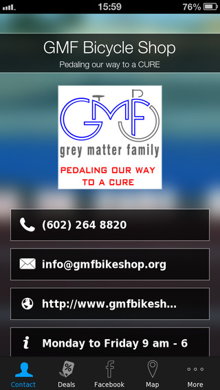 GMF Bicycle Shop