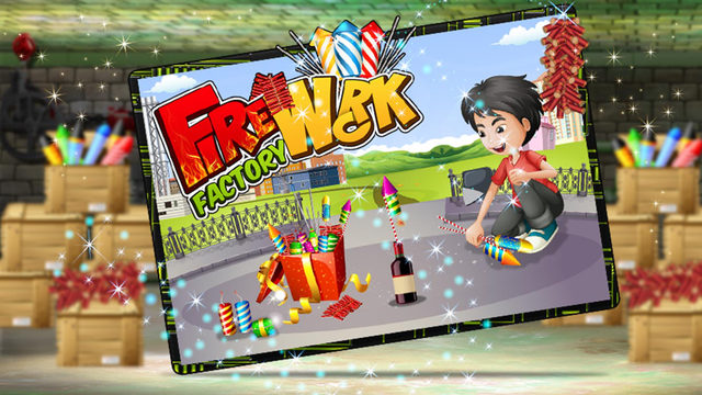 Firework Factory – Make crackers for New Year celebration and have fun